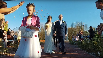 Ildikó és Attila Wedding Highlights - Ceremóniamester: Herendi Gábor